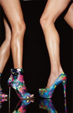 B Brian Atwood. Have the pumps would love the booties.