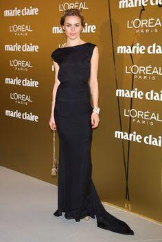 Verónica Blume in Cortana - Prix de la Moda Marie Claire