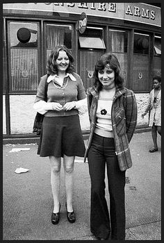 Notting Hill Gate 1973