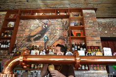 Bloodhound Corner Bar and Kitchen is where craft beer, Peruvian inspired bar food, the blues and jazz combine