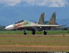 Sukhoi Su-30MK2 Vietnam - Air Force