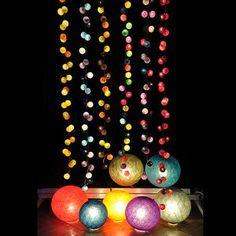 Happy Light lampe Ø25 cm. i mange forskellige farver. Køb online hos os og få hurtig levering
