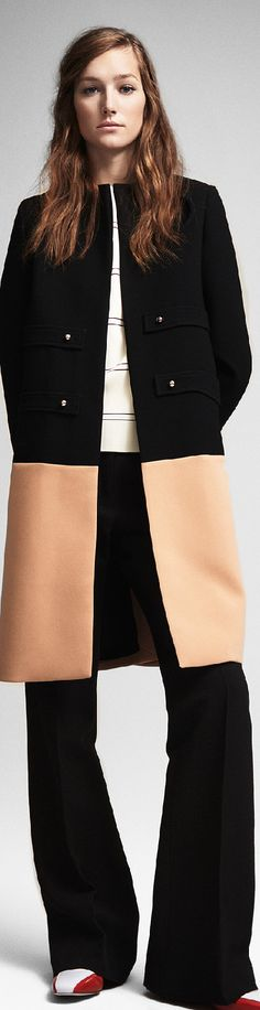 Pre-Fall 2015 Derek Lam women fashion outfit clothing stylish apparel @roressclothes closet ideas