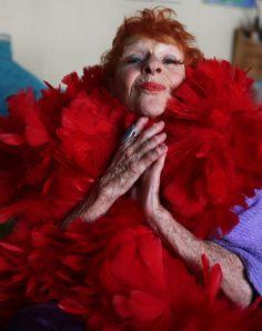 Now this is one Sassy Senior! #SassySenior