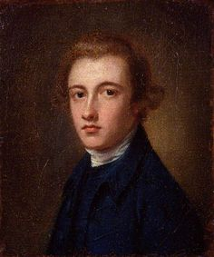 Unknown man, formerly known as Peter Romney by George Romney Date painted: c.1765 (?)