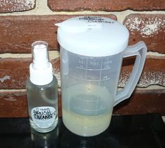 Home Made Brush Cleaner / Cleanser was rated 4.9 out of 5 by makeupalley.com's members.  Read 27 consumer reviews.
