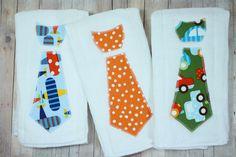 Baby Burp Cloth Cloth Diaper Burp Cloth Burpie Set of by JuteBaby
