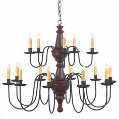 primitive lighting ideas. LARGE HARRISON CHANDELIER Primitive Wood \u0026 Metal 15 Candle Rustic Ceiling Light Lighting Ideas E