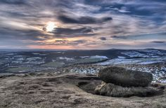 The Lomond Hills, Fife.   19 Beautiful Places In Scotland That Give People All The Feels