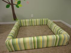 Ball pit. Perfect for the play room!