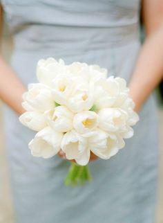 tulip bouquet. sigh*
