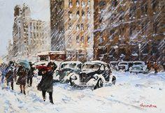 Painter Irina Alexandrina NYC9