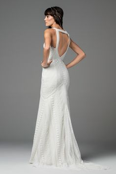 58140 Bliss 2017 Willowby By Watters romantic wedding dress.