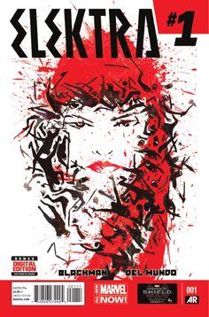 Marvel previews for April 23, 2014