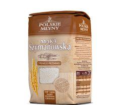 Mąka Szymanowska pełen przemiał typ1850. Mąka ta doskonale nadaje się do wypieku zdrowego chleba typu graham. Jest nieco delikatniejsza niż mąka razowa, choć bogata w błonnik i otręby. Babcia Szymanowska zawsze przed pieczeniem moczy mąkę, żeby gotowy chleb był bardziej spójny.