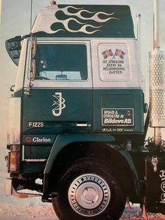 Helsingborg, Volvo Trucks, Scandinavian, Transportation, Retro, Vintage Trucks, Retro Illustration