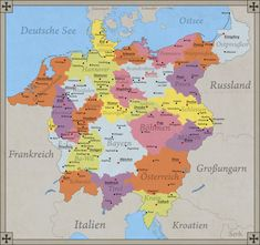 Grossdeutschland by Arminius1871.deviantart.com on @DeviantArt