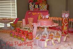 little pumpkin grace: Pink PreK Party!