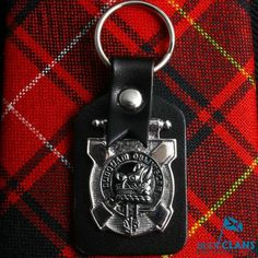 Clan Cunningham products in the Clan Tartan and Clan Crest, Made in Scotland, delivered Worldwide.. Free worldwide shipping available