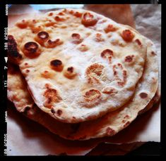 flat bread recipe without yeast Flatbread Recipes, Flat Bread, Recipe Breadsticks, Allrecipes, Cooking, Ethnic Recipes, Facts, Food, Meal