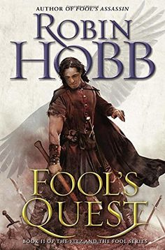 Fool's Quest: Book II of the Fitz and the Fool trilogy by Robin Hobb http://www.amazon.com/dp/0553392921/ref=cm_sw_r_pi_dp_LovZvb0HDJ3RK