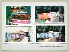 Looking for a Retro kaleidoscope covering, check these out