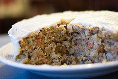 The Hippy Homemaker: Gluten Free Carrot Cake Recipe