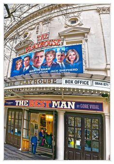 Tourism London, Playhouse Theatre, Martin Shaw, London Street, Play Houses, Explore, Dollhouses, Exploring