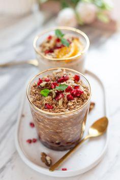 Planowanie posiłków na 5 dni +przepisy Ricotta, Oatmeal, Breakfast, Food, Diet, The Oatmeal, Morning Coffee, Rolled Oats, Essen