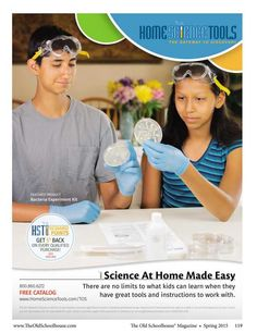 Homeschool Science Tools- Science at Home Made Easy. Check online to see how you can use HST Rewards to get 5% back on qualified purchases! The Old Schoolhouse Magazine - Spring 2015 - Page 119 http://www.thehomeschoolmagazine-digital.com/thehomeschoolmagazine/2015x2?pg=121&pm=1&u1=texterity&linkImageSrc=/thehomeschoolmagazine/2015x2/data/imgpages/tn/0121_gwrept.gif/#pg122