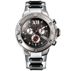 Guy Laroche Men's Chronograph Quartz-GL-6264-01 Guy Laroche, Casio Watch, Chronograph, Omega Watch, Quartz, Paris, Watches, Gallery, Accessories