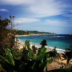 Mazunte, Oaxaca. One of the most beautiful beaches.