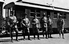 The German Staff before surrender