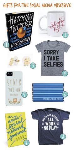 8 Gifts for the Social Media Obsessive (via @AmandaWaas)