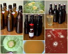 DIY project / Ilcca love HandMade craft and DIY Domácí Bezinkový sirup je hotov   Homemade Elderberry ( flower ) syrup is done