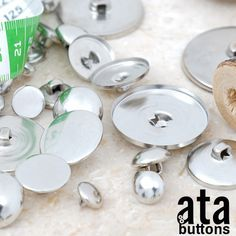 Brass sew on shank buttons are resistant to corrosion and used with thin fabrics. It is lighter than alloyed products.  #snapbutton #fashionaccesories #garment #madeinturkey #atabuttons #garmentaccessories #denim #jeanbuttons #eyelet #jeans #jeansbutton #snap #prongsnap #rivets