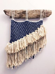 Astoria//Handmade Woven Wallhanging W/Copper//Ready to Ship