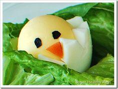 Hard Boiled Egg chick