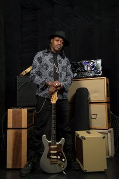 Eric Gales: 'Middle of the Road' Full Album Premiere | Premier Guitar