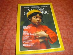 NATIONAL GEOGRAPHIC Troubled Odyssey of VIETNAMESE by LONLAR803, $15.00