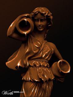 H7H: Chocolatize a statue - Worth1000 Contests