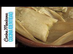 Recetas de Tamales de Chile: ¿Cómo hacer Tamales verdes?, Yuri de Gortari - YouTube Mexican Dishes, Mexican Food Recipes, Chefs, Good Food, Yummy Food, Delicious Recipes, Gourmet Tacos, Minced Onion, Grilled Meat