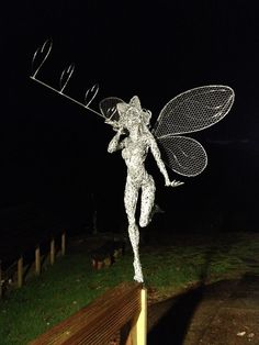Wire Sculpture by Fantasywire