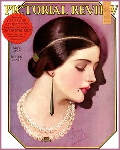 Vintage Crush: Earl Christy Prints - The Brass Paperclip Project Vintage Glamour, Vintage Vogue, Vintage Beauty, Mode Vintage, Vintage Girls, Vintage Art, Art Illustration Vintage, Rolf Armstrong, Magazine Art