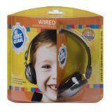 Kidz Gear Wired Headphones For Kids - Gray (Electronics)By Kidz Gear