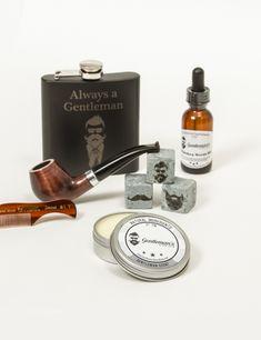 Health & Beauty Balm Free Comb Obedient Hand Crafted Caveman® Beard Oil Set Kit Beard Oil