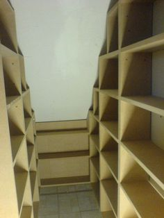 under stair storage -- guess what our next project is going to be!! :)