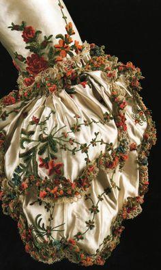 Historia de la Moda y los Tejidos Súper moda rococo