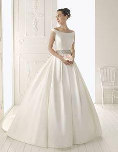 Vestidos de noiva de Aire Barcelona para 2013. #casamento #vestidodenoiva