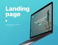 """Check out new work on my @Behance portfolio: """"Landing Page — oil spill removal"""" http://be.net/gallery/58062863/Landing-Page-oil-spill-removal"""